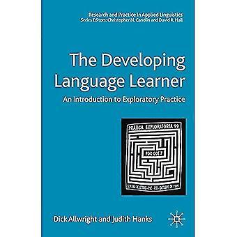 Den sprogelever, der er under udvikling: En introduktion til sonderende praksis (forskning og praksis inden for anvendt lingvistik)