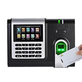 X628-c Fingerprint Time Attendance  Tcp/ip Biometric Fingerprint Time Clock