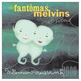 Fantomas/Melvins - Millennium Monsterwork [CD] USA import