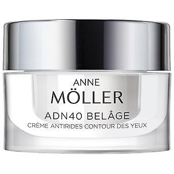 Anne Möller Adn40 Belâge Anti-Wrinkle Eye Contour Cream 15 ml