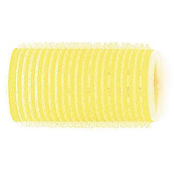 Sibel Yellow Velcro Roller - 32mm