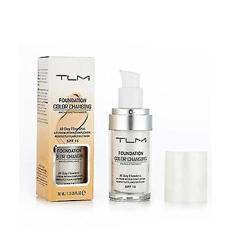 Waterproof Powder Foundation Makeup