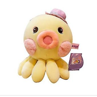 Q Version Candy Colors Small Octopus Plush Toy Send Girls Child Gift 30cm