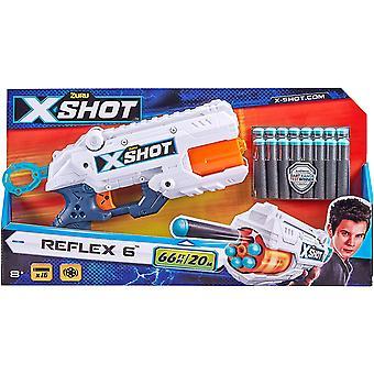 Zuru X Shot Reflex 6 Blaster