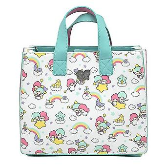 Sanrio Little Twin Stele Rainbow Crossbody
