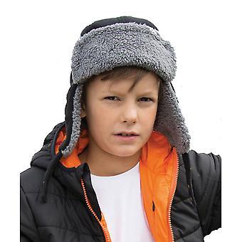 Outdoor Look Kids Ocean Winter Trapper Hat