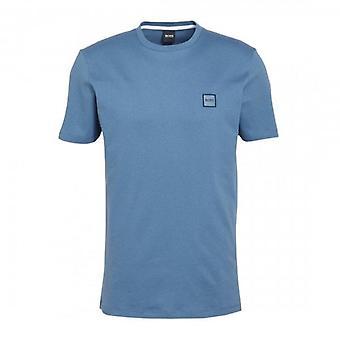 Boss Oranssi Hugo Boss Tales Tavallinen T-paita Keskisininen 489 50389364