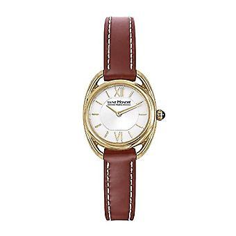 Saint Honore Women's Quartz Analog Watch with Leather Strap 7210263AIT-BR