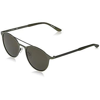 Calvin Klein Ck20138s-317 Glasses, Matte Dark Olive/Solid Warm Smoke, 52-20-145 Men's