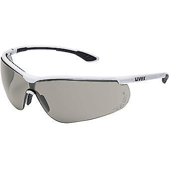 Sportstyle Retail Schutzbrille - Suprav. Extreme - Getönt/Weiß-Schwarz