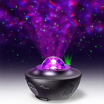 Led Galaxy Projector Starry Sky Night Light