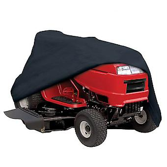 Swotgdoby Premium 210d Oxford Cloth Lawn Mower Cover, Waterproof Mower Covers Outdoor