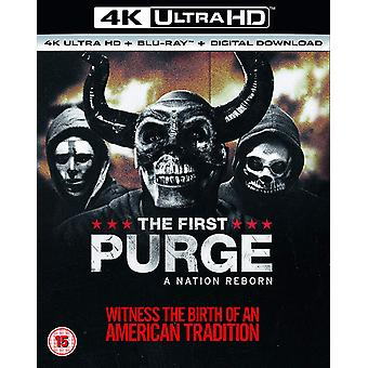 La première purge 4KUHD Blu-ray Digital Copy