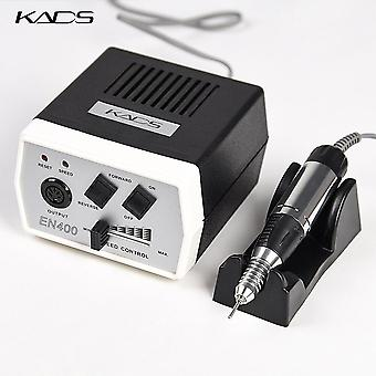 EN400 Pro Electric Nail Drill Machine Pedicure Accessories And Tools Handle Nails|electric Nail