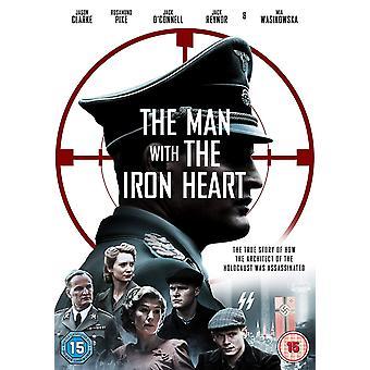 Mannen med Iron Heart DVD