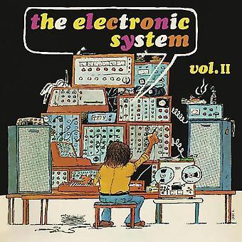 Det elektroniska systemet - Vol. II Gul Vinyl