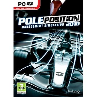 Pole Position 2010 Game PC