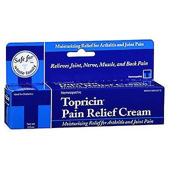 Topricin Topricin Cream, TUBE 2 OZ