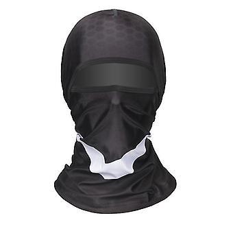 E# sérigraphie de glace couvre-chef, vélo camping pêche masque de protection complète du visage az14087
