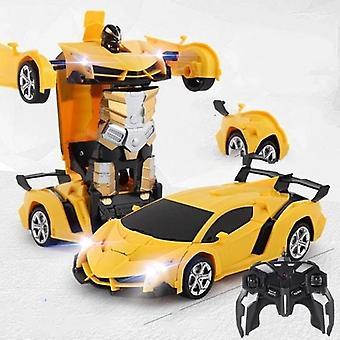 RC سيارة القيادة السيارات الرياضية محرك الروبوتات التحول
