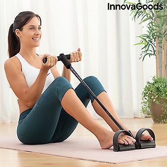 Monitoimivastuksen elastiset nauhat harjoitusoppaalla Tensport InnovaGoods