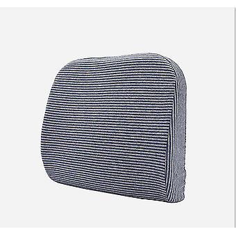 Natural Latex Office Waist Pude Bilstol Sofa Ryglæn Aftagelig og vaskbar (S3)
