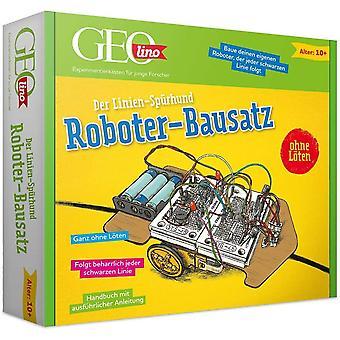 67076 GEOlino Roboter-Bausatz: Der Linien Spürhund