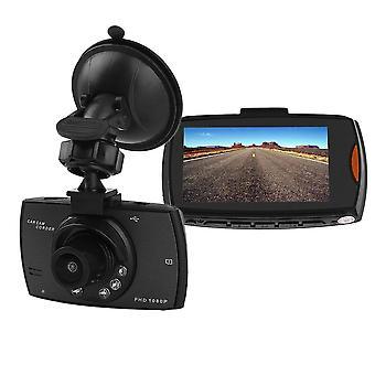 "1080P 2,7"" TFT LCD-autokamera Full HD Dash Cam Crash DVR -tallennin Night Vision"