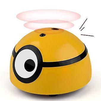 Lelu lemmikkikävely, interaktiivinen, automaattinen älykäs pakeneva lelu, anturikani,