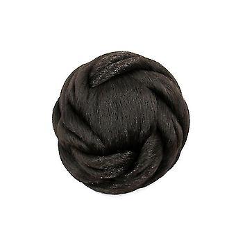 Synthetic Hair Bun Chignon Hair Bun Hairpin