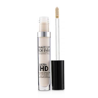 Make Up For Ever Ultra HD Light Capturing Self Setting Concealer - # 10 (Alabaster) 5ml/0.16oz