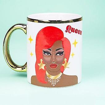 Fizz skapelser - klä upp din drag queen mugg
