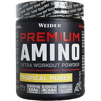 Premium Amino, Tropical Punch - 800 grams