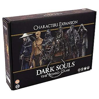 Character Expansion Dark Souls The Board Game