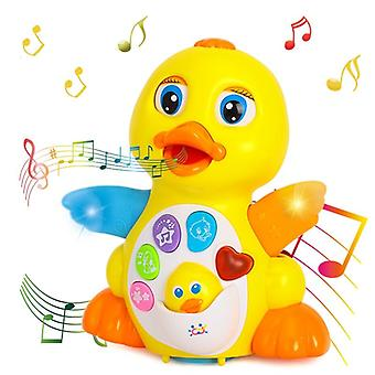 Dancing & Singing Duck Toy Intellectual Musical And Learning Educational Toy Best Gift