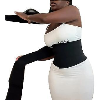 Verband Wrap Lendenwirbelsäule Taillenunterstützung Trainer Rückenspangen Postpartale Erholung Für Frauen