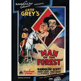 Man of the Forest (1933) [DVD] USA import