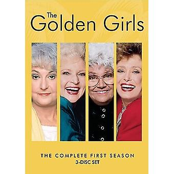 Golden Girls: Complete First Season [DVD] USA import