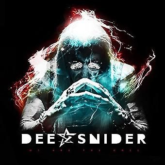 Dee Snider - We Are the Ones [Vinyl] USA import