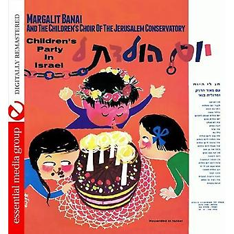 Margalit Banai & Kinderchor der Jerus - Kinderfest in Israel [CD] USA import