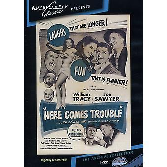 Ici vient le mal (1948) importer des USA [DVD]