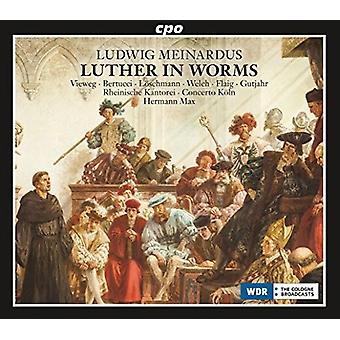 Meinardus / Rheinische Kantorei / Concerto Cologne - Luther in Worms [CD] USA import