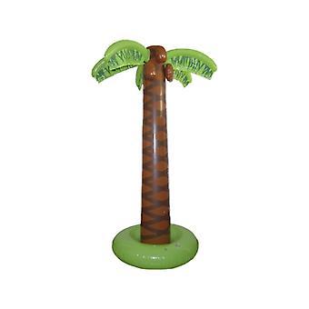 Palme aufblasbar Deko Hawaii 184 cm Sommer Party