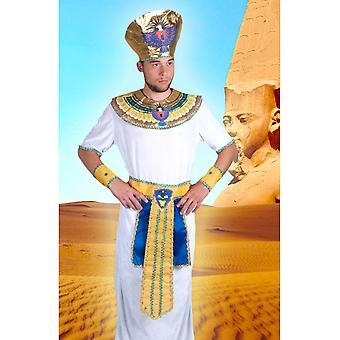 Costumi degli uomini uomini faraone egiziano