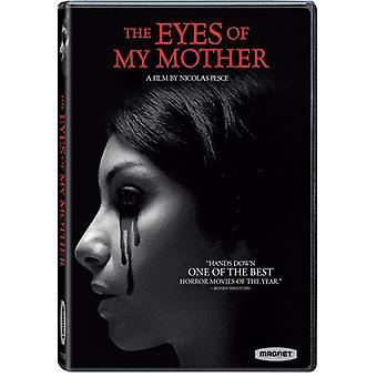 Ögonen på min moder [DVD] USA import