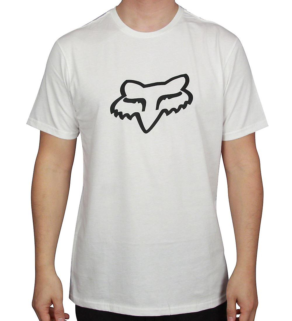 Fox Head Premium T-Shirt ~ Legacy Foxhead white