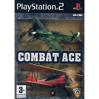 Combat Ace (PS2) - Nieuwe fabriek verzegeld