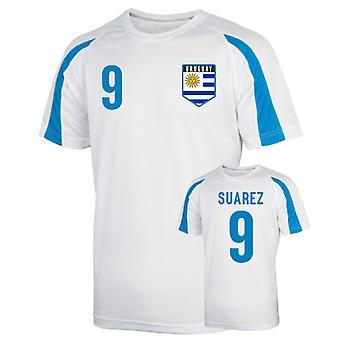 Uruguay sport Training Jersey (suarez 9)