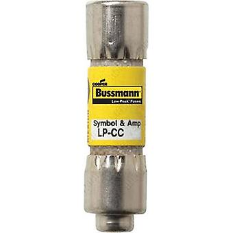 Bussmann LP-CC-4 Time delay fuse (Ø x L) 10.3 mm x 38.1 mm 4 A 600 V AC Time delay -T- Content 1 pc(s)