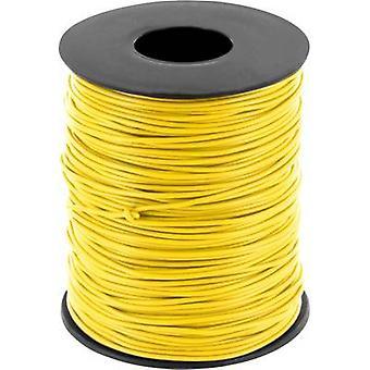 BELI-BECO D 105/100 Jumper wire 1 x 0.20 mm² geel 100 m